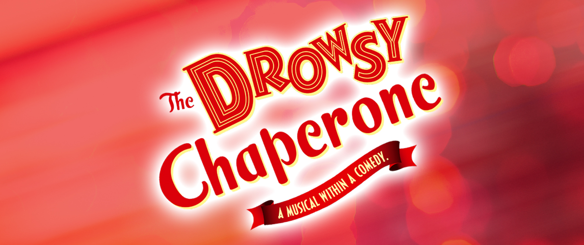 The Drowsy Chaperone: A Musical Within A Comedy-show logo