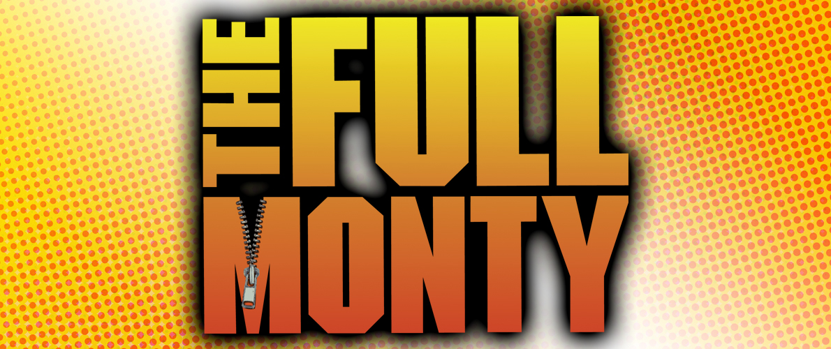 The Full Monty–show logo